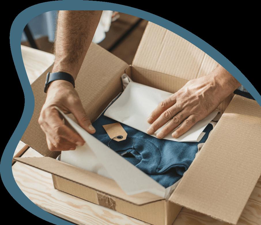solução de gestão de e-commerce