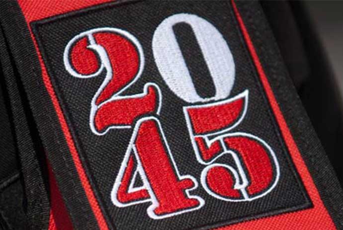 grupo 2045 logotipo