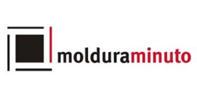 moldura minuto logotipo