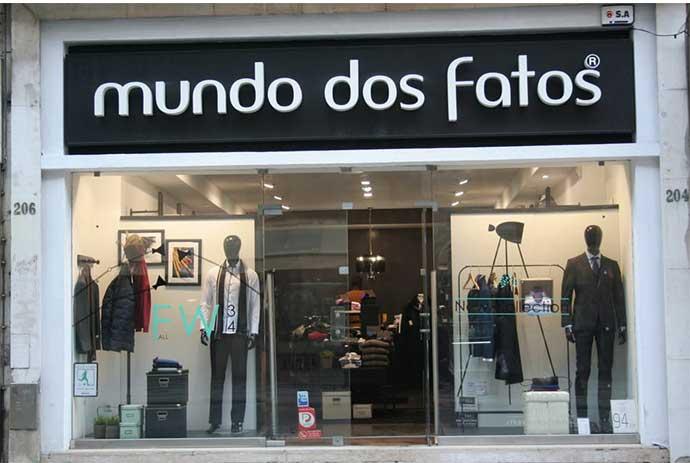 mundo dos fatos loja