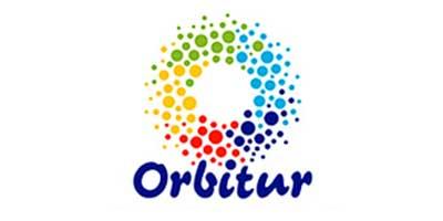 orbitur logotipo