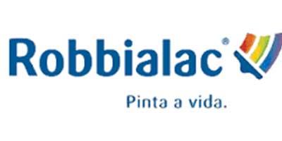 robbialac logotipo