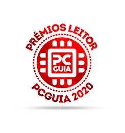 logotipo do premio pc guia para melhor software de 2020