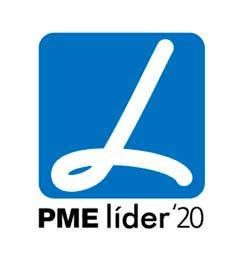 logotipo do Prémio PME Líder 2020