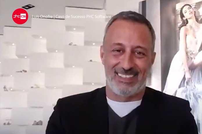 Caso de sucesso PHC CS Luís Onofre