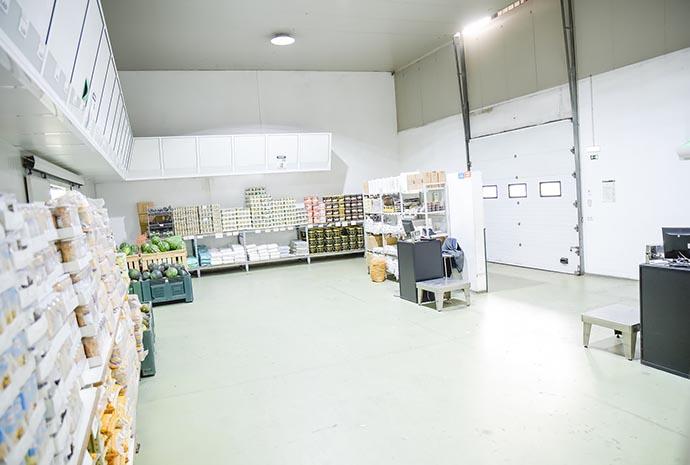 Instalações da empresa Madiguima